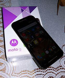 Moto G (3rd generation) - Wikipedia