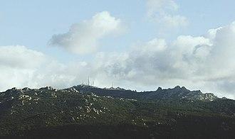 Mount Limbara - Image: Mount Limbara