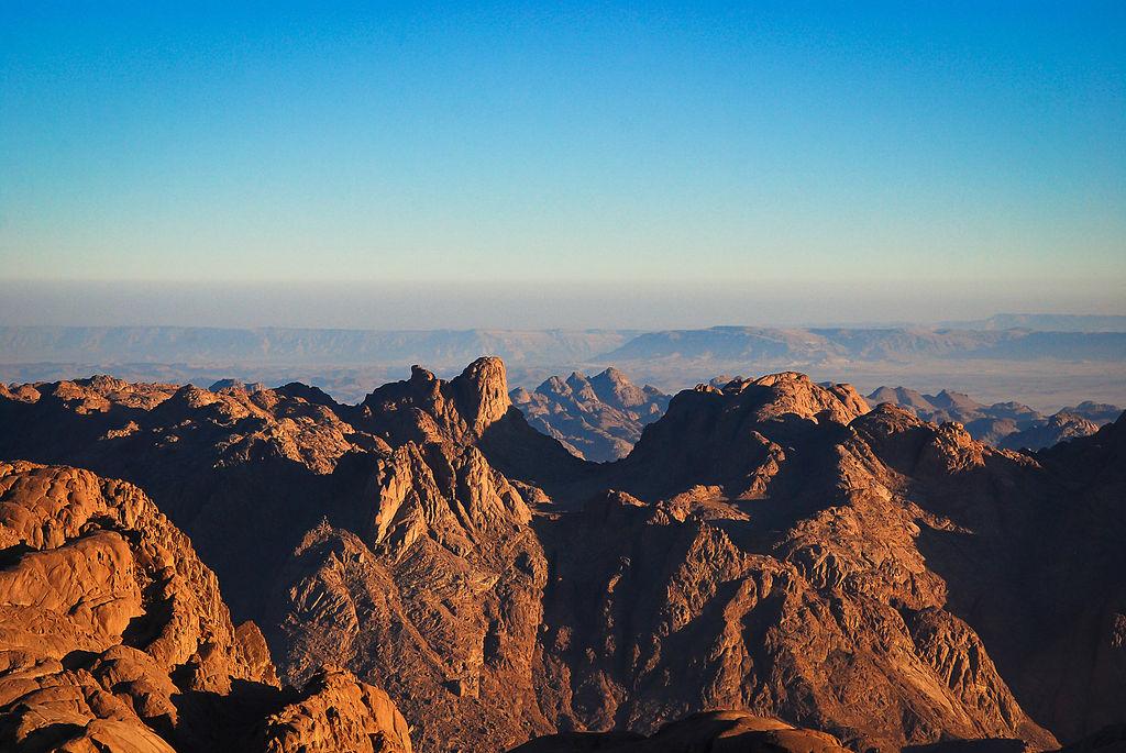 Fichier:Mount Sinai Egypt 1.jpg