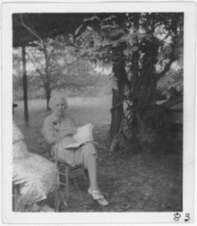 Mrs. Ruby Pickens Tartt at her home, Livingston, Ala.tiff