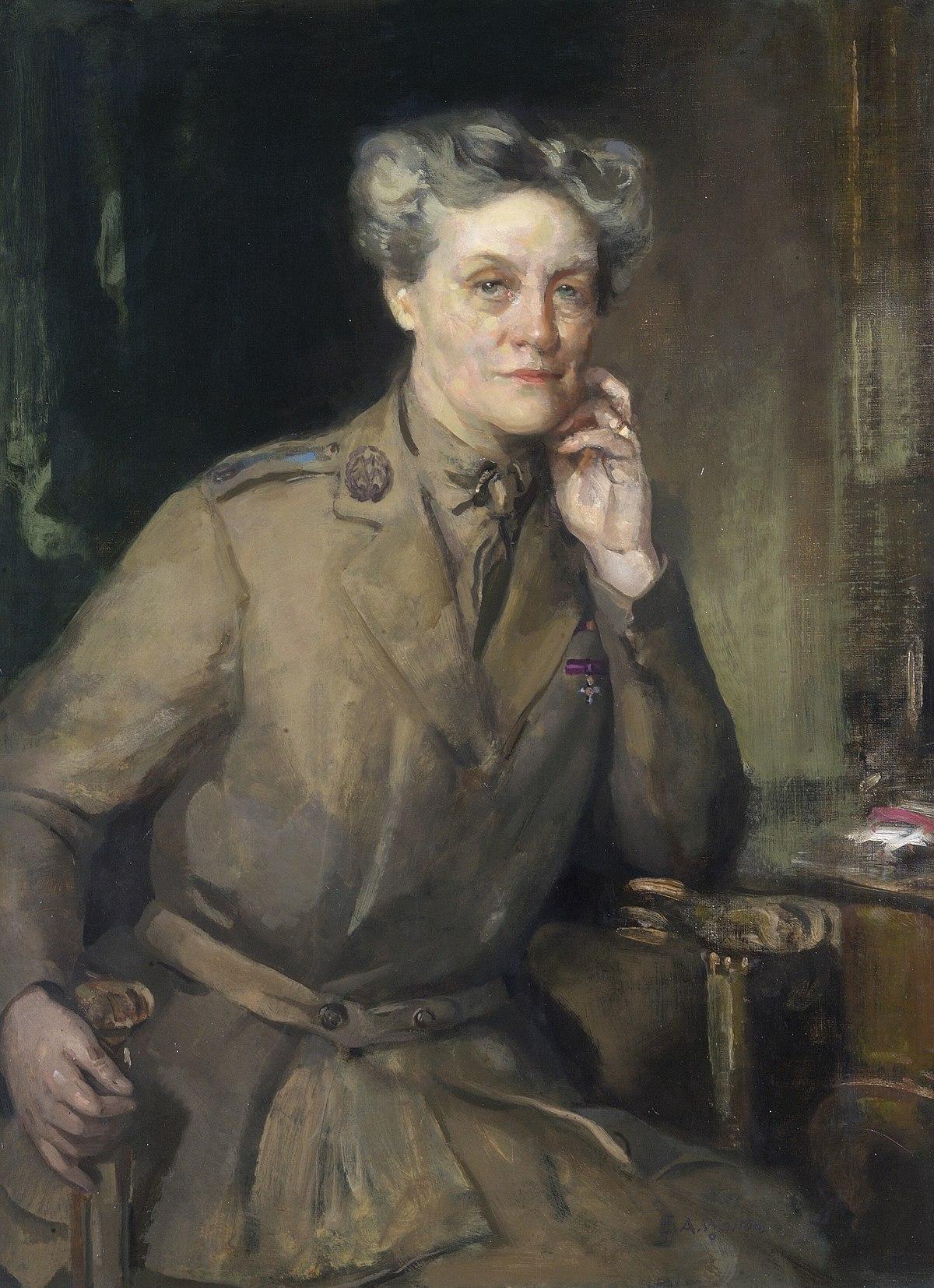 Mona Chalmers Watson - Wikipedia