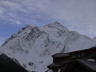 Mt. Baker Ski Area - Image: Mt Baker Ski Area Lodge