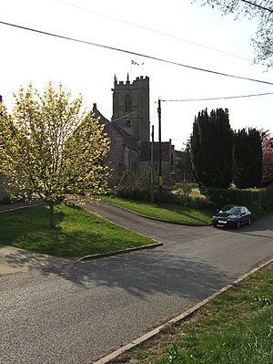 Mudford - Image: Mudford church