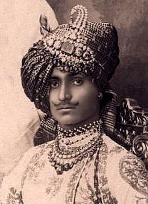 Radhanpur State - Nawab Muhammad Jalal ud-din Khan