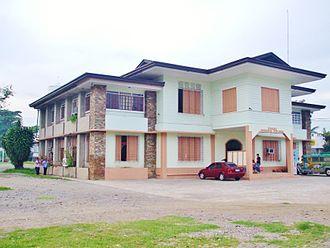 Padada, Davao del Sur - The Municipal Hall of Padada