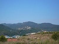 Muntanyes de l'Ordal des de la serra del Misser P1510006.jpg