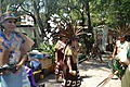 Museo Dolores Olmedo, Carnaval de las tradiciones 2014 11.JPG