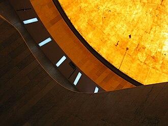 Museo de Arte Moderno - Inside the main lobby