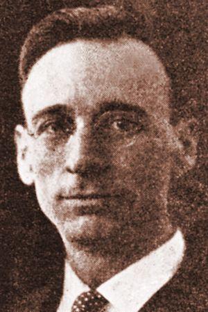 A. J. Muste - A. J. Muste, 1931