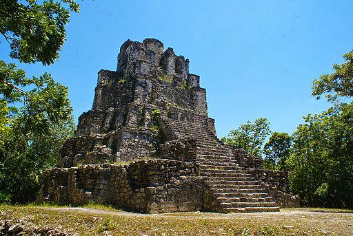 best tulum tours muyil ruins sian ka'an