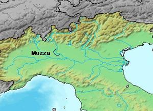 Muzza Canal - Image: Muzza