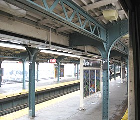 Image illustrative de l'article Myrtle Avenue (métro de New York)