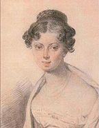 дочь Алопеуса Наталья (1814)