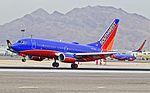 N465WN Southwest Airlines Boeing 737-7H4 (C-N 33829) (8095710388).jpg