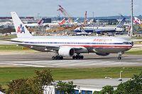 N754AN - B772 - American Airlines