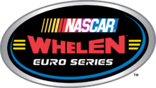 Description de l'image NASCAR Whelen Euroseries logo.png.