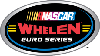 NASCAR Whelen Euro Series - Image: NASCAR Whelen Euroseries logo