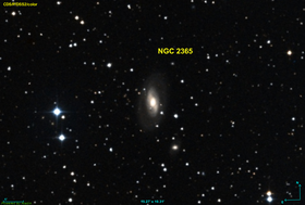 Image illustrative de l'article NGC 2365
