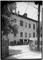 NORTH REAR - Abram Minis House, 204 East Jones Street, Savannah, Chatham County, GA HABS GA,26-SAV,77-3.tif