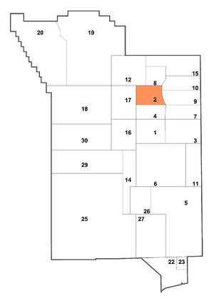 Area 2 (Nevada National Security Site) - Area 2 within the Nevada Test Site.