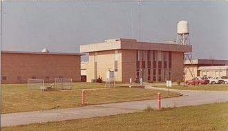 Huntsville International Airport - National Weather Service office at the airport during the 1970s