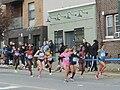 NYC 2014 Marathon Greenpoint Av fem lead jeh.jpg
