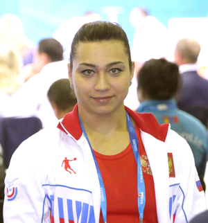 Nadezhda Evstyukhina - Nadezhda Evstyukhina in 2013