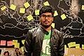 Nahid Sultan at Wikimania 2018 (04).jpg