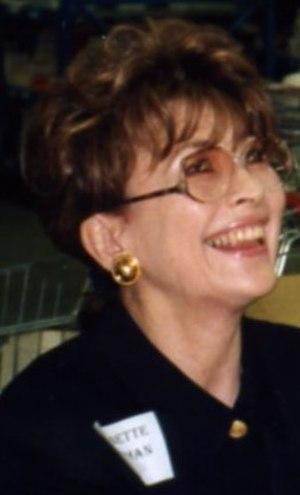 Nanette Newman - Nanette Newman in 2008