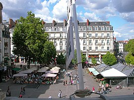 Image illustrative de l'article Place du Commerce (Nantes)