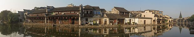 Nanxun - Ancient water town - 0256-Pano.jpg