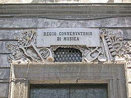 Music conservatories of Naples