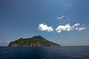Narcondam Island - Image: Narcondam island