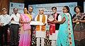 Narendra Singh Tomar conferring the National Awards on the Best Performing Self Help Groups under Deendayal Antayodaya Yojana - National Rural Livelihood Mission (DAY- NRLM), in New Delhi (1).JPG