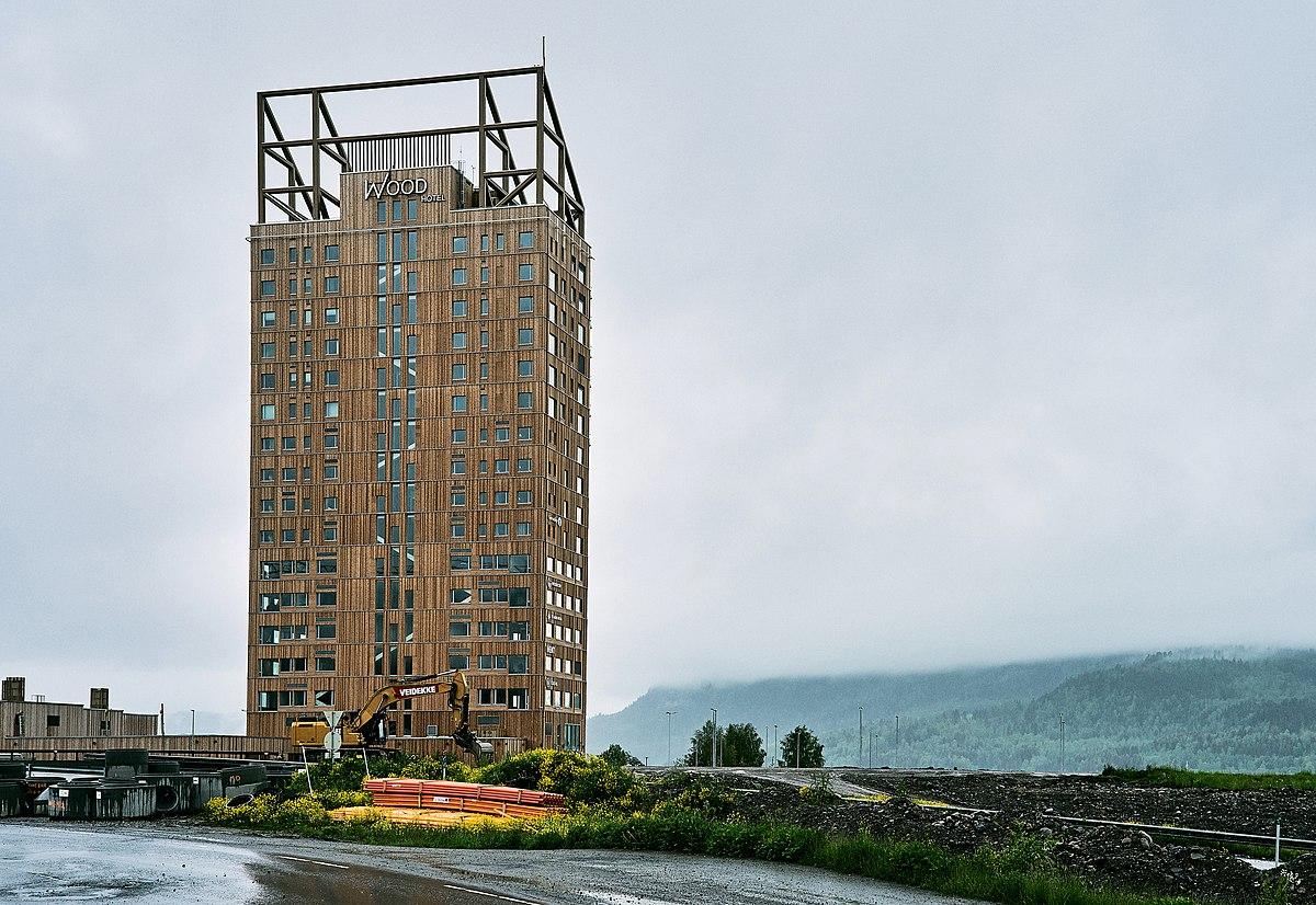 Mjøstårnet - Wikipedia