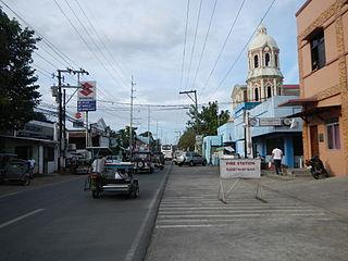 Nasugbu Municipality in Calabarzon, Philippines