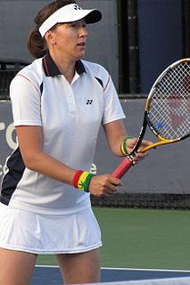 Natasha Zvereva Belarusian tennis player