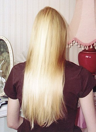 Disappearing blonde gene - Blond hair is controlled by an allele recessive to most alleles responsible for darker hair, but it is not a disappearing gene