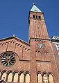 Nazaret Kirke Copenhagen belfry.jpg