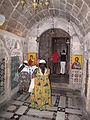 Nazareth, Greek Orthodox Church of the Annunciation, inside (007).JPG