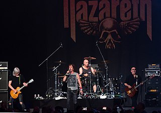 Nazareth (band) Scottish hard rock band