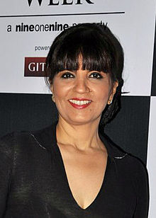 Neeta Lulla at India Resort Fashion Week 2012.jpg