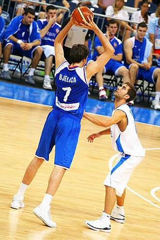 Nemanja Bjelica -  Bjelica has won gold medal at the 2009 Summer Universiade, which was held in Belgrade.