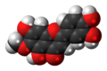 Nepetin molecule spacefill.png