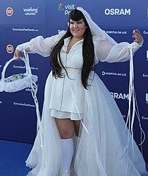 Netta Barzilai - Eurovision 2018 - 1.jpg