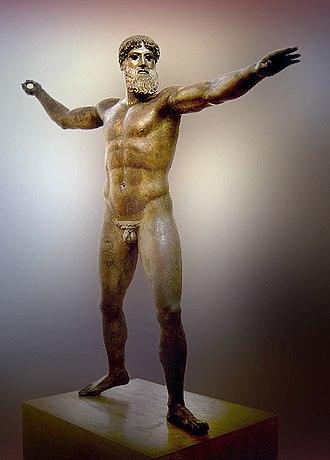 Artemision Bronze - Zeus or Poseidon?