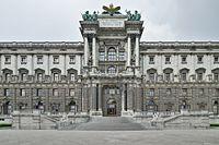 Neue Burg, Hofberg Palace, Vienna Austria.jpg