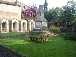 Névian Commune in Occitanie, France