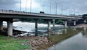 Mula River (India) - New Holkar Bridge