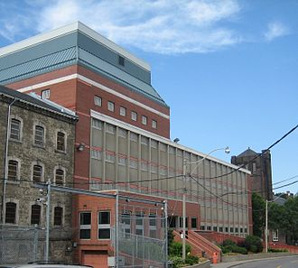 Don Jail - The Don Jail east wing in 2007, six years before its demolition